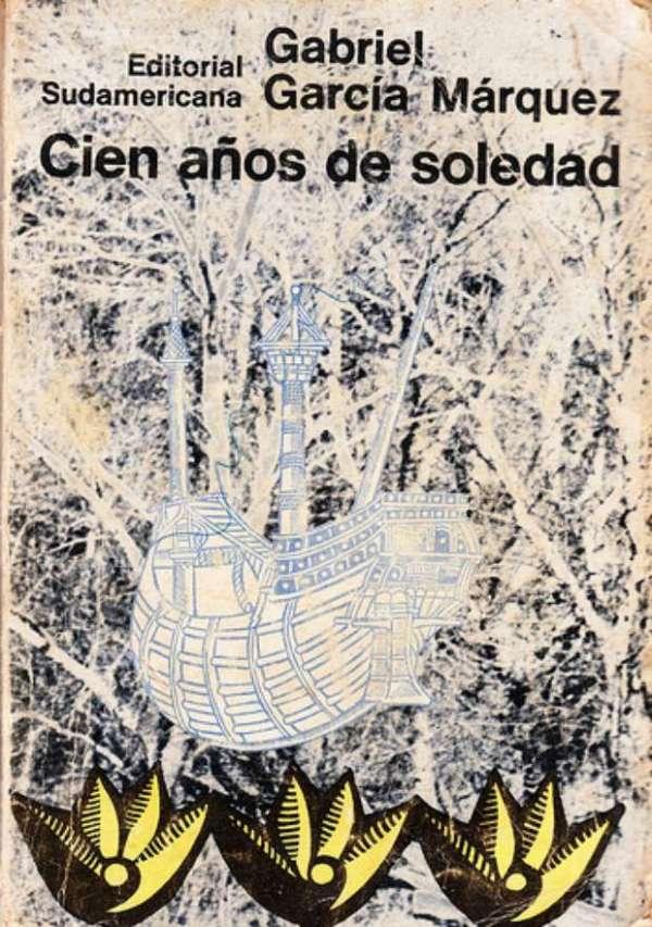 cien-anos-soledad - primera edicion