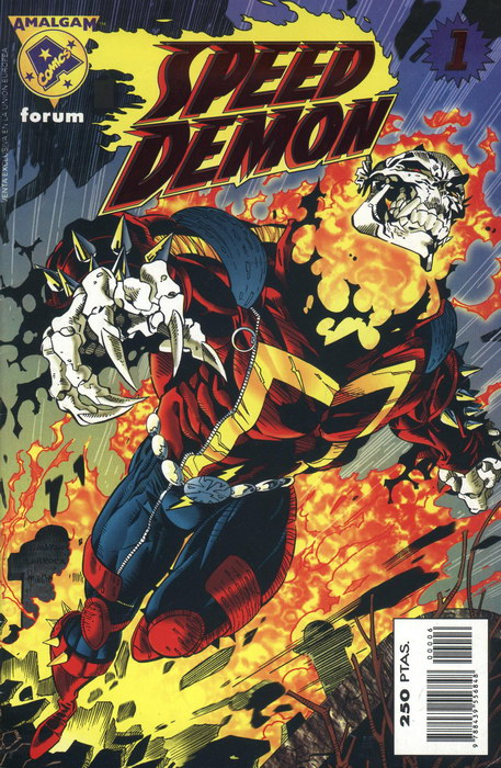Amalgam - Speed Demon