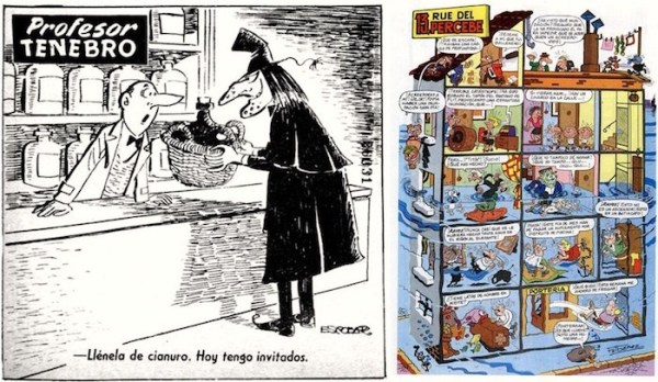 Censura vs. mad doctors