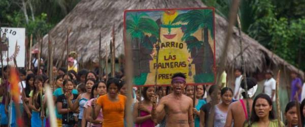 Los indígenas de la región Amazona del Perú en pie de guerra