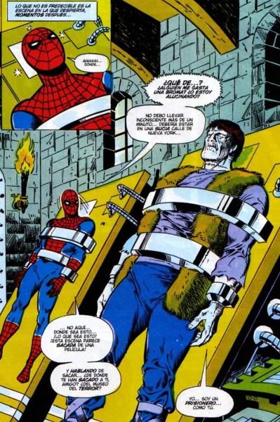 franky y spiderman