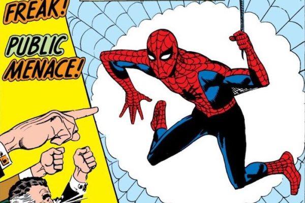El Spider-Man de Ditko