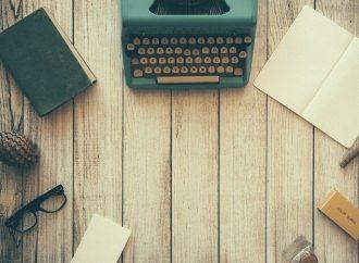 maquina de escribir libro