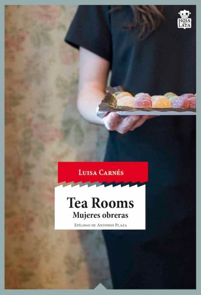 Portada de 'Tea Rooms' de Luisa Carnés