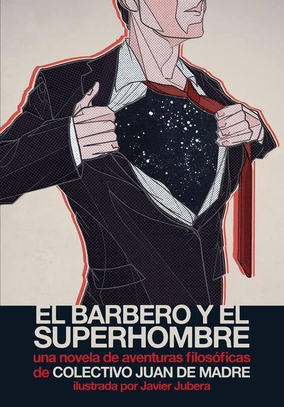 Portada de 'El barbero y el superhombre'
