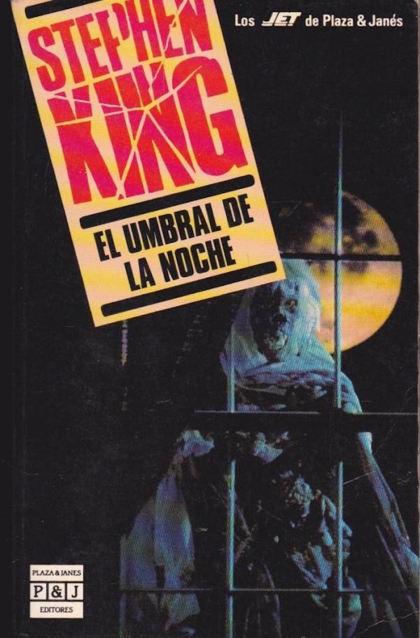 Portada de 'El umbral de la noche' de Stephen King