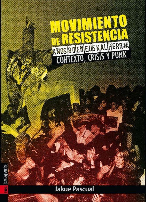 Portada de 'Movimiento de resistencia'