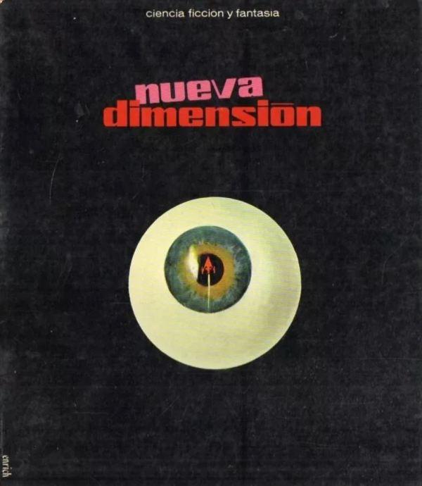 Portada del número 14 de 'Nueva Dimensión'