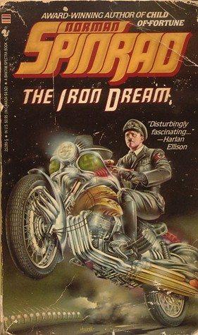 Portada de 'El sueño de hierro'