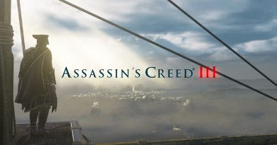 Assassin's Creed III Remastered title screen
