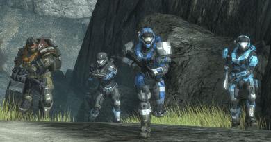 Halo: Reach press art