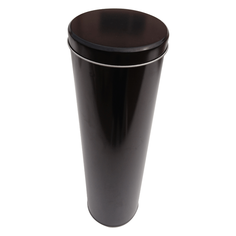 Cr12B 93x315mm Custom Wine Round Tin Box