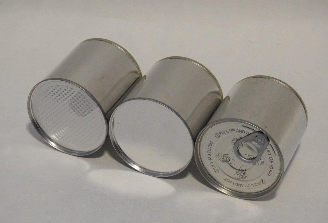 Various metal tin closures south africa