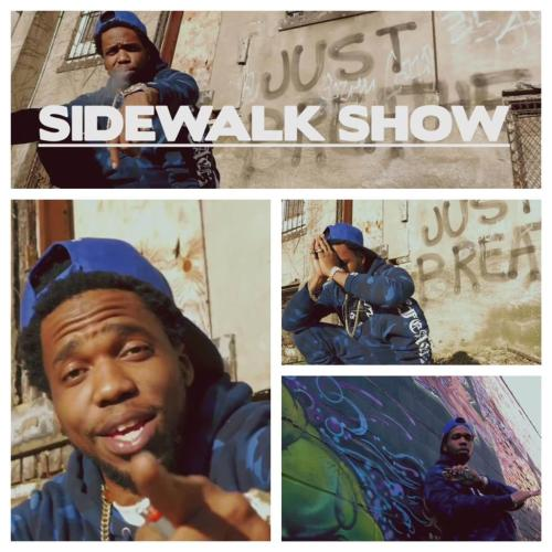 CurrensySidewalkShow