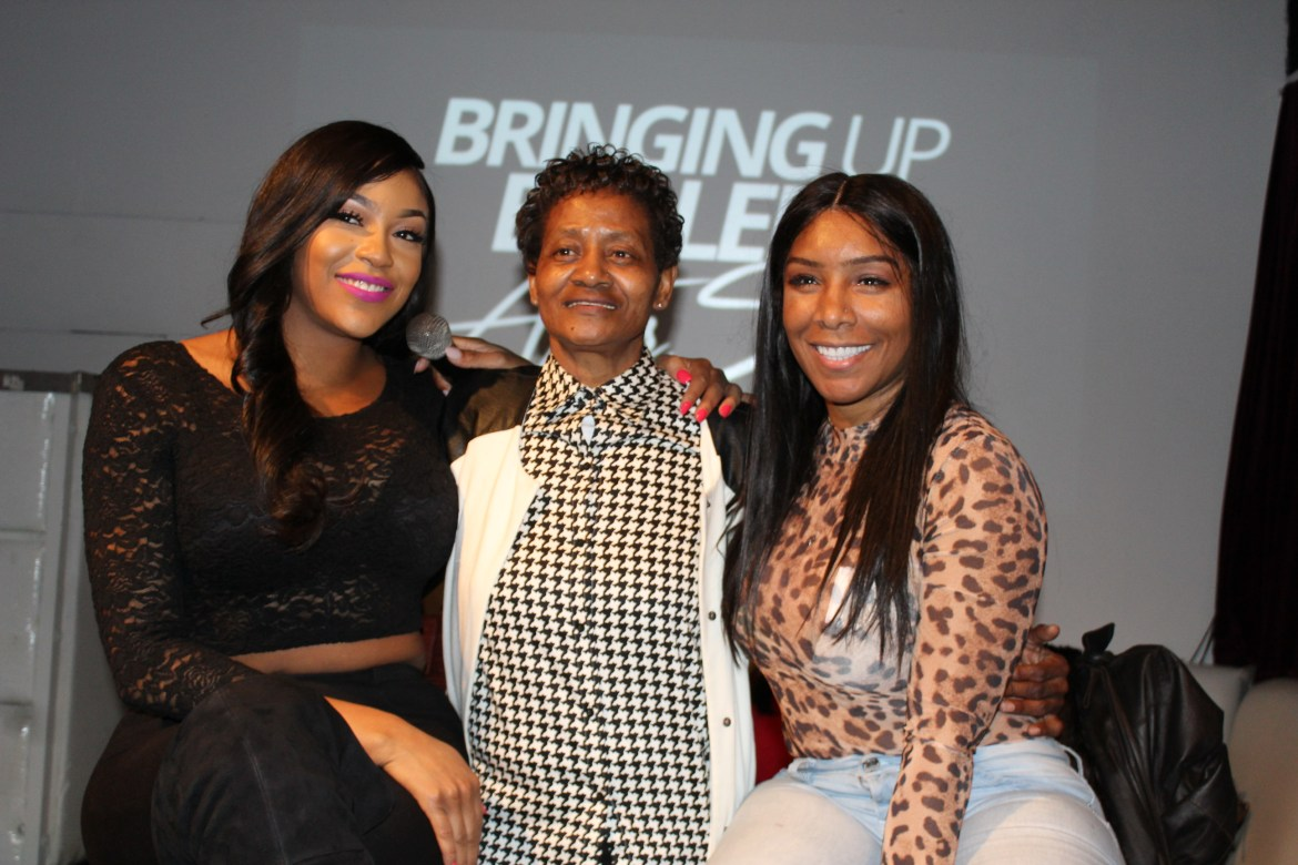 Bringing Up Ballers Viewing & After Party Hosted by Nikki B.