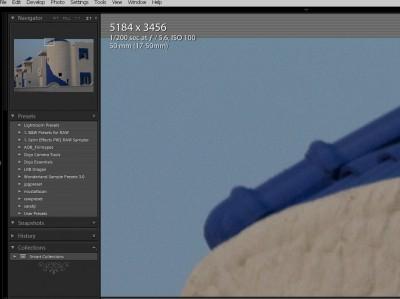 Canon 7D 1/1 oranında yakınlaştırılmış RAW fotograf