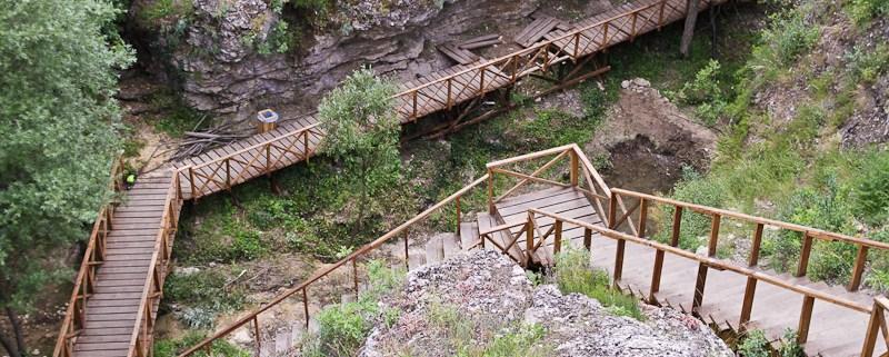 Tokatlı Kanyonu Yürüyüş Yolu