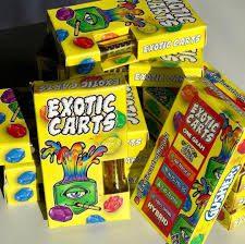 Exotic carts