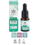 CBD full spectrum al 5% in olio di canapa