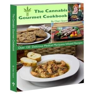 Cannabis Gourmet Cookbook