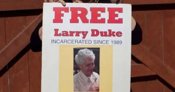 Larry Duke, serving Life for Pot, was released on March 5, 2015.