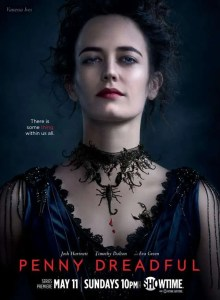 Eva Green, Penny Dreadful, Showtime