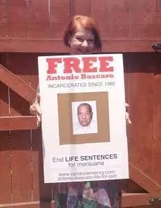 Octogenarian Antonio Bascaro is the Longest Serving Marijuana Prisoner in the US