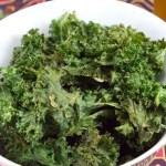 Marijuana Recipes - Medicated Kale Chips