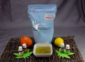 ingredients for making marijuana bath salts
