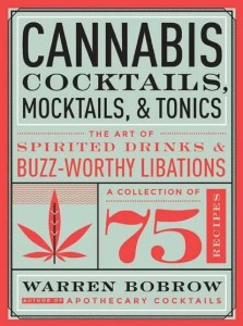 Cannabis Cocktails, Mocktails and Tonics