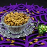 Marijuana Recipes -- Marijuana Roasted Pumpkin Seeds
