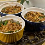 Marijuana Recipes -- Ganjaja Green Bean Casserole