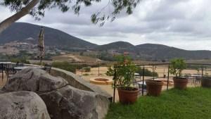 Valle de Guadalupe, wine country in Baja California, Mexico