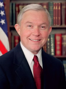 Jeff Sessions is Anti-Marijuana