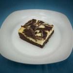 Recipe for Marble Swirl Cheesecake Marijuana Brownies