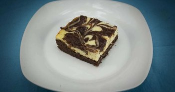 Recipe for Marble Swirl Cheesecake Marijuana Brownies