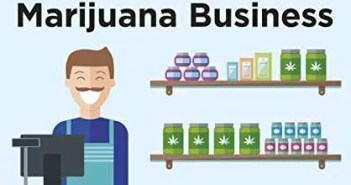 Starting and Running a Marijuana Business by Debby Goldsberry