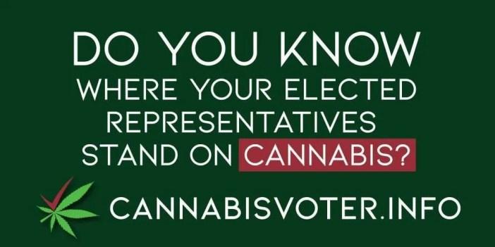 Cannabis Voter Info