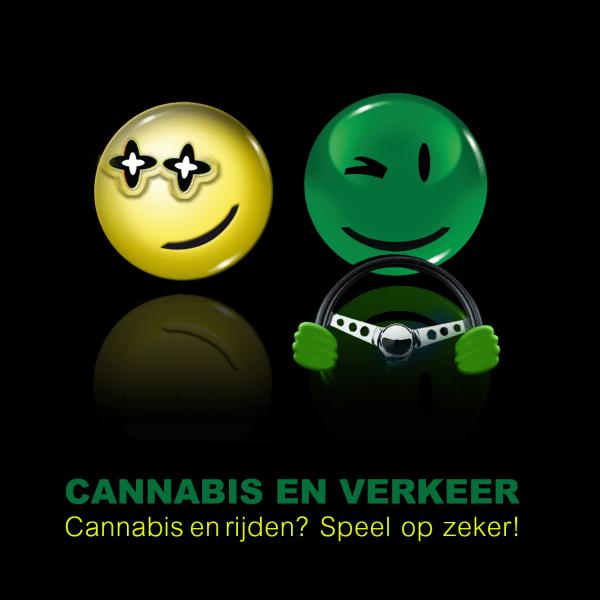 Cannabis en Verkeer