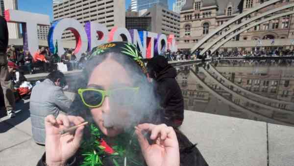 marijuana card toronto