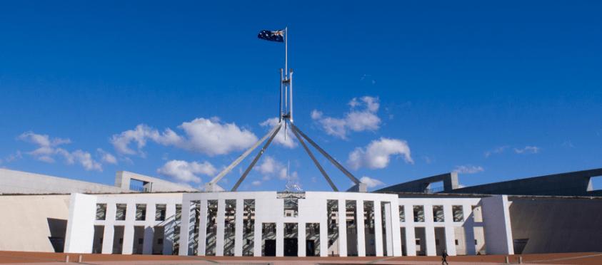 Parliament House - Cannabis Legalisation Australia - Cannabiz