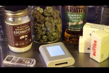 Cannabutter or Canna-oil? The Best Cooking Oil For THC Cannabis Infusions: Marijuana Tips & Tricks