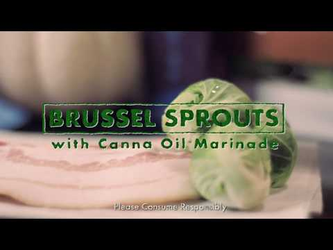 THC Infused Brussel Sprouts