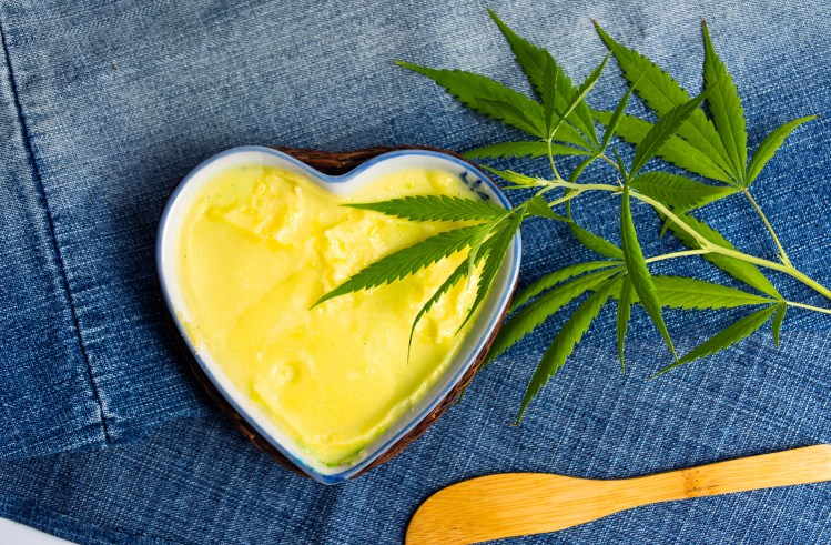 Easy Cannabis Marijuana Infused CannaButter Recipe