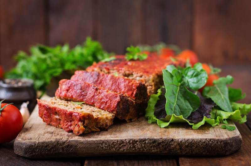 Cannabis Brown Sugar Meatloaf
