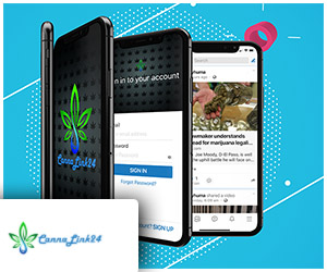 Download The Cannalink24 Platform for Cannabis Social Media