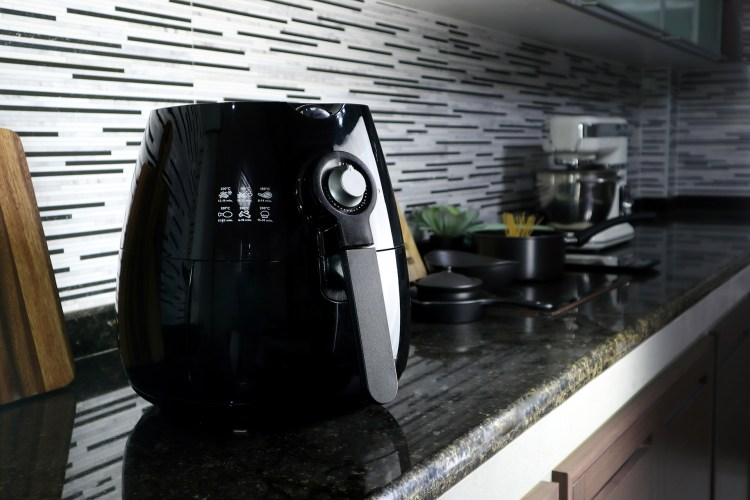 Air Fryer Decarboxylation