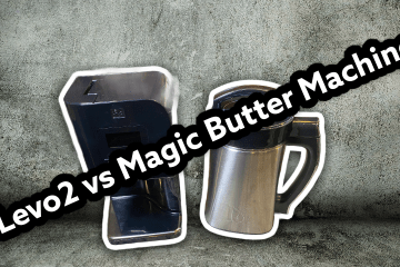 Levo2 versus The Magic Butter Machine