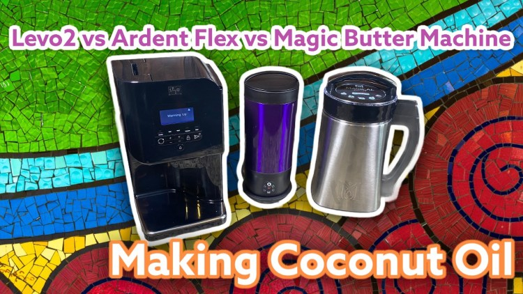 Levo2 vs Ardent FX vs The Magic Butter Machine
