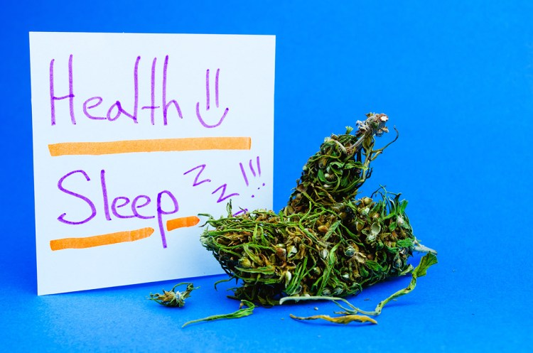 Treating Insomnia With Marijuana - How To Dose, Benefits, And Side Effects
